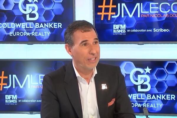Interview Laurent Demeure BFM-Business 2021