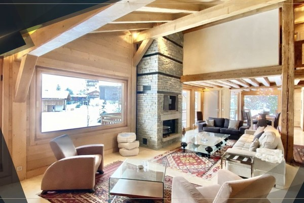 Home of the week Combloux