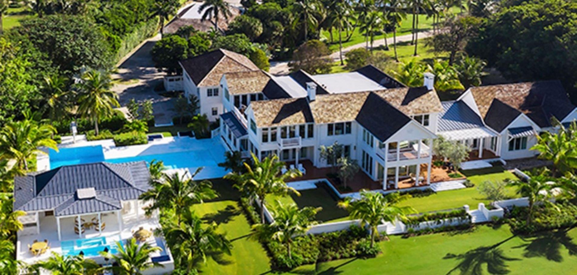 Le propriétaire de Victoria's Secret achète un domaine en Floride pour 55 millions de dollars à travers Coldwell Banker