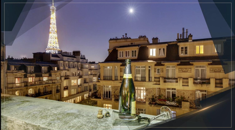 Home of the week Paris 16e