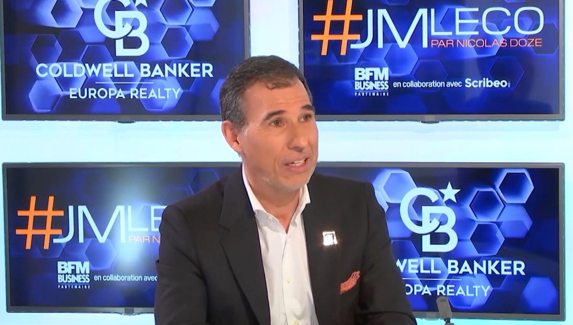 Interview Laurent Demeure BFM Business